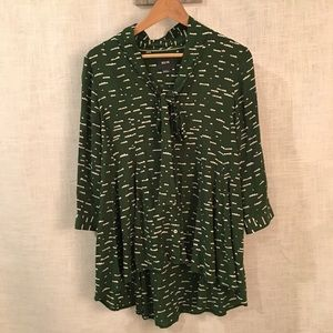 ⚡️50%off Anthropologie Maeve blouse Size XS